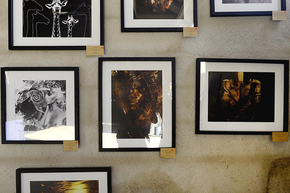 Linnea Frank art frames
